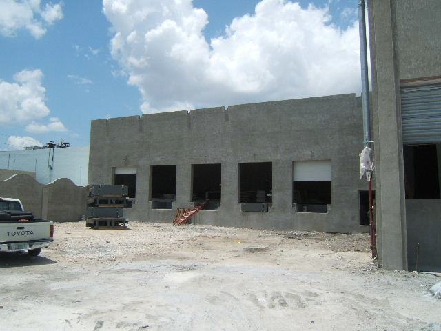 Alfa Gamma Group. Seafood Processing, Shipping, Receiving & Cold Storage Warehouse. Medley, Miami, Florida